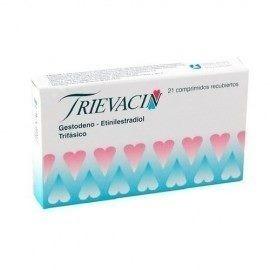 Trievacin  21 Grageas