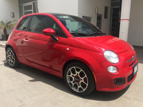 Fiat 500 1.4 3p Sport Dualtronic Qc Piel At