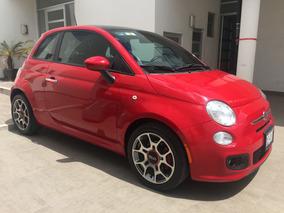 Fiat 500 1.4 3p Sport Dualtronic Qc Piel At