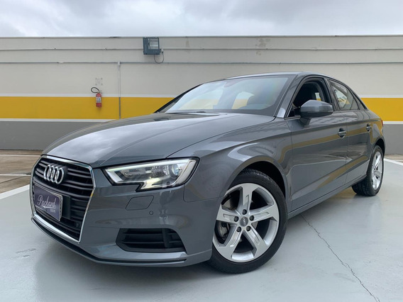 Audi A3 1.4t Sedan Prestige Plus - 2019 - Blindado - 3.900km
