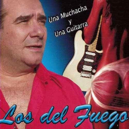 Cd Los Del Fuego Una Muchaha Y Una Guitarra