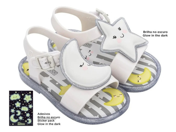 Mini Melissa Mar Sandal Sweet Dreams Original