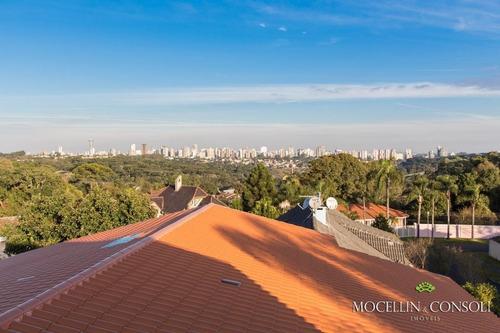 Casa Com 3 Dormitórios À Venda, 456 M² Por R$ 1.800.000,00 - Cascatinha - Curitiba/pr - Ca0079