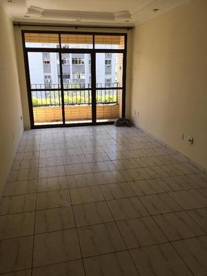 Apartamento Em Aparecida, Santos/sp De 145m² 3 Quartos Para Locação R$ 3.600,00/mes - Ap220947