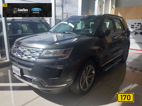 Ford Explorer 2.3 Turbo Limited 4x4 Cst 170 Lhf