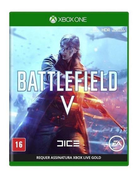 Jogo Battlefield V - Xbox One - Novo Original - Mídia Física