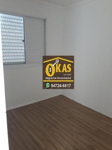 Apartamento Para Venda Em Suzano, Parque Suzano, 2 Dormitórios, 1 Banheiro, 1 Vaga - Ap0402_1-1517037