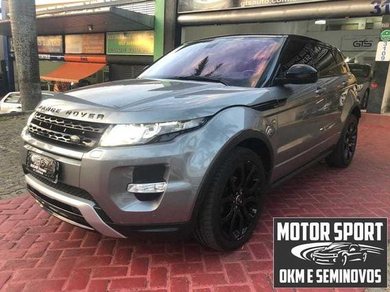 Land Rover Range Rover Evoque 2.0 Dynamic 5d Automatico
