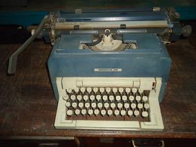 Maquina De Escrever Underwood 298 Para Revisar Ou Colecionar