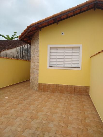 Casa Geminada Em Itanhaem No Gaivotas -ref-ca26
