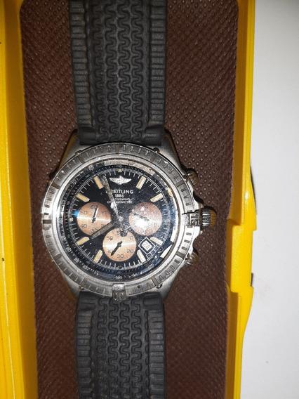 Relógio Breitiling Chronometre A13355