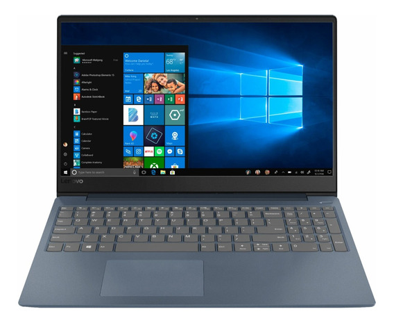 Notebook Lenovo I3 8130u Ssd 480gb 12gb Ideapad 330s 15,6