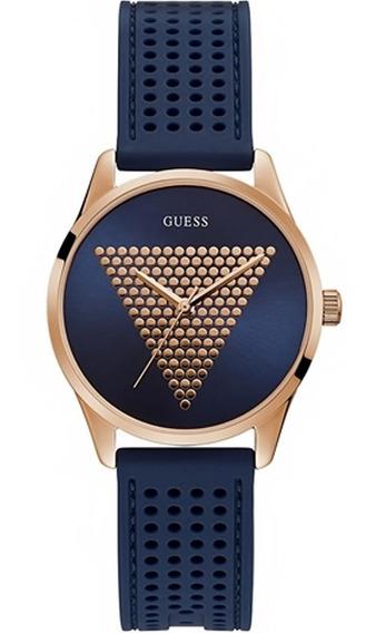 Relógio Feminino Guess 92743lpgtru1 Aço Rose