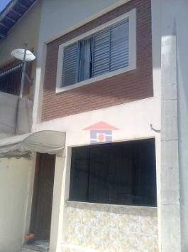 Sobrado Residencial À Venda, Paulicéia, São Bernardo Do Campo. - So0627