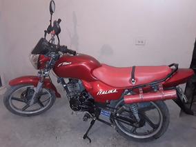 Italika 150cc-roja