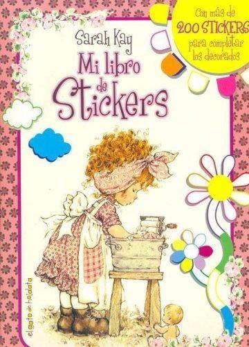 Mi Libro De Stickers Sarah Kay