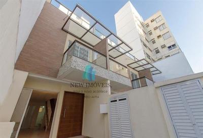Casa A Venda No Bairro Tijuca Em Rio De Janeiro - Rj. - Vila Tijuca Casas-1