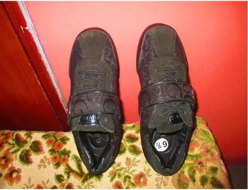 Zapatillas Para Mujer Marca Guess Importado De Usa