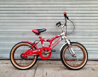 Bicicleta De Paseo Aurorita Rod.16