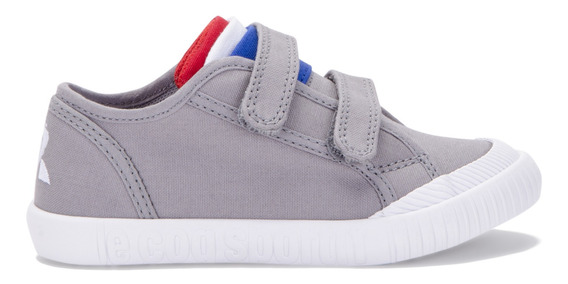 Zapatillas Nationale Gris Kids Le Coq Sportif