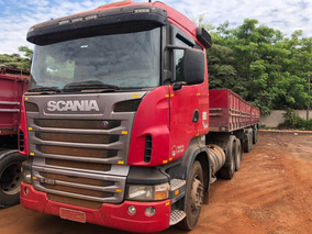 Scania R 420 6x2 Ano 2010/2011 ( 10 Unidades) R$210,000,00