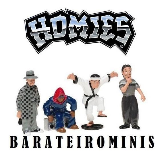 1:24 Homies Set #4 Homie Rollerz Barateirominis