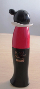 B5221 Vidro De Perfume Cheap And Chic By Moschino - Made In