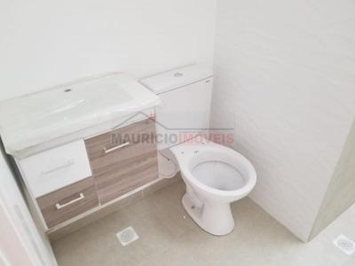 Casa Para Venda Em Mogi Das Cruzes, Vila São Paulo, 2 Dormitórios, 1 Banheiro, 1 Vaga - 1258