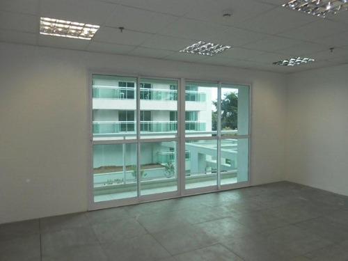 Imagem 1 de 23 de Conjunto Para Alugar, 40 M² Por R$ 1.300,00/mês - Santo Amaro - São Paulo/sp - Cj2072