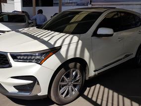 Acura Rdx 2.0 Tech 2019 Oportunidad !!!!!!