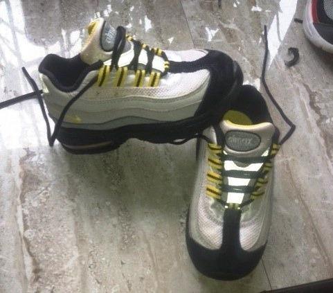 Zapatos Nike Air Max De Niños Como Nuevos 100% Originales