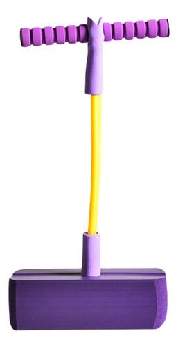 Imagen 1 de 11 de Zapatos De Zancos De Salto Púrpura