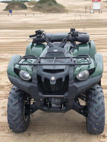 Yamaha Grizzly 550 4x4