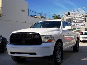 Dodge Ram 2500 5.7 Pickup Slt Aa 4x4 At Credito Cambio