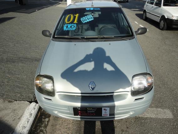 Clio 1.0 Rn 2001 Basico
