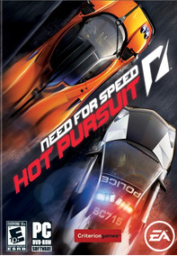 Jogo Need For Speed - Hot Pursuit (novo) Pc