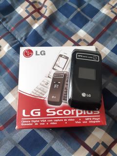 Celular LG Scorpius