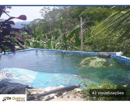 Imagem 1 de 4 de Chácara Em Itariri , Isolada, Lado Morro, Usada, Murada, 2 Dormitórios Sendo 1 Suite ,sala, Cozinha, Banheiro, Piscina Natural , Quintal. - 4054 - 67631212