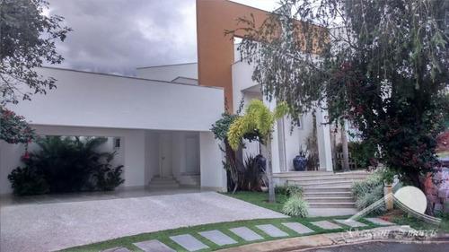 Imagem 1 de 15 de Sobrado Em Condomínio Para Venda, Vereda América, 4 Dormitórios, 4 Suítes, 6 Banheiros, 3 Vagas - G0475_2-525034