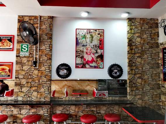 Ocasion Traspaso Restaurante Cafeteria Sangucheria