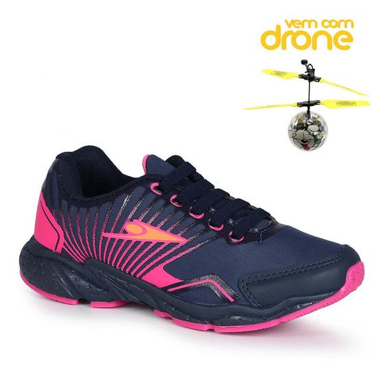 Tênis Infantil Klin Drone