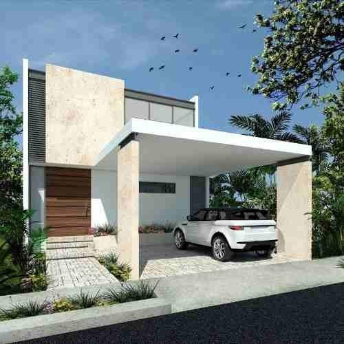 Hermosa Casa En Venta En Conjunto Residencial En Cancún C2064