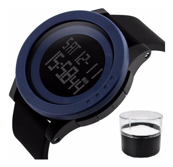 Relógio Skmei 1142 Original Estojo Nota Fiscal Promoção