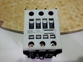 Contatora Wag Cpdw10-12,5/b 220 3 Fases 220 Vots 60 Hz