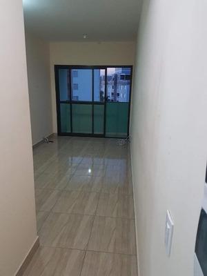 Apartamento Com 3 Dormitórios À Venda, 62 M² Por R$ 297.000 - Residencial Vale Das Flores - Jardim América - São José Dos Campos/sp - Ap1526