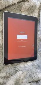 iPad 1 64gb Wi-fi Prata