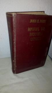 Manual Del Ingeniero Químico Tomo I 1958