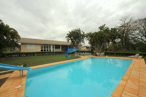 Chácara Com 4 Dormitórios À Venda, 5000 M² Por R$ 800.000,00 - Estância Da Colina - Salto/sp - Ch0032