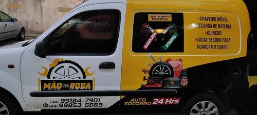 Imagem 1 de 10 de Vende-se Empresa Móvel Auto Serviço/socorro Móvel Completo
