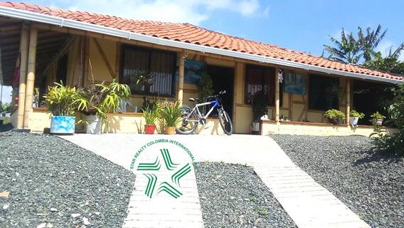 Vendo Casa En Guadua Arabia Pereira